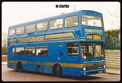 2938 (Vinyl 1979) Tags: westmidlandstravel wolverhampton timesaver 2938 wmt mcwmetrobus d938nda