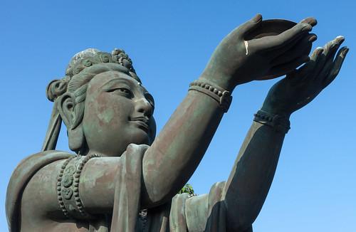 Hongkong: Tian Tan Buddha