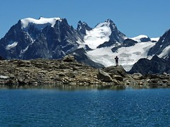 Summer in the Alps (giorgiorodano46) Tags: alps switzerland suisse svizzera mountainlake wallis valais arolla hérens valdhérens eveque vallese montcollon penninealps laghettoalpino alpipennine alpesvalaisannes fontanesses