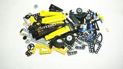 How to Build the Lego Technic ForkLift (MOC) (hajdekr) Tags: steering lego small transport fork mini help technic tip howto tips instructions manual forks tutorial forklifts invention linear forklift tuto actuator moc linearactuator assemblyinstructions legotechnic myowncreation buildinginstructions indrustrial buildingbuide techniclinearactuatormini 92693c01