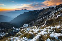 2015  02  12 _MG_5268 (higrace ) Tags: sunset sky mountain night clouds sunrise glow taiwan galaxy flare moonlight formosa      crepuscularrays milkyway  seaofclouds            mountainhehuan            hthehuan