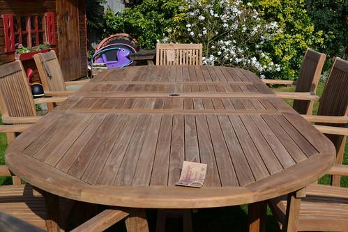 Teak Garden Furniture Patio Set