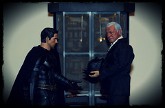 Batman hot toys armory case and Alfred custom, Bruce Wayne custom (Batwill) Tags: statue dark toy toys bruce christian collection penny figure moto knight alfred custom figurine bale jouet rises motard tdk the caine modifi hottoys mickeal batmanhottoysarmorycaseandalfredcustom brucewaynecustom