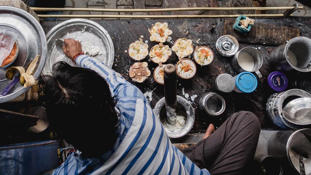 Image result for lassi food street