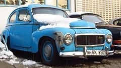 Volvo PV544 (vwcorrado89) Tags: volvo pv b18 544 pv544 buckelvolvo 444 pv444