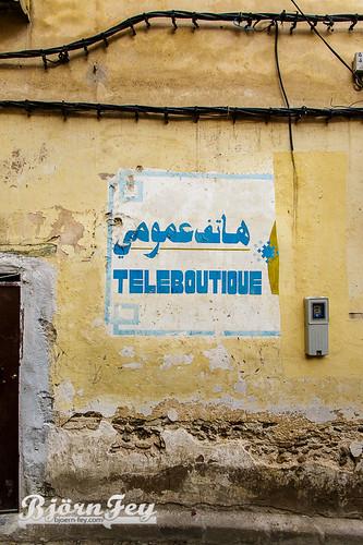 Marokko Januar 2016