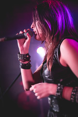 Gain Over (solovieff.net) Tags: music rock metal concert live hardcore gigs femalevocals gainover