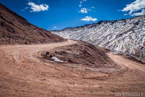 Wspinaczka na przełęcz Kyzyl Art
