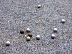 Petanque at the club (Sandy Austin) Tags: newzealand auckland northisland petanque boules hernebay cochonet sandyaustin hernebaypetanqueclub panasoniclumixdmcfz70