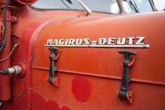 Magirus-Deutz (xorama) Tags: magirusdeutz tuletrjeauto punane veoauto