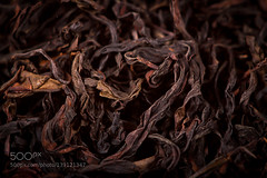 Xiao Hong Pao (jamiemonsteroo) Tags: food brown macro kitchen canon lens cuisine tea beverage chinese manual oolong    m39  550d 500px 8 ifttt