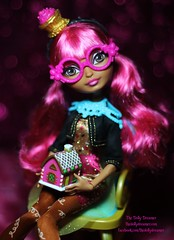 Ginger Breadhouse (thedollydreamer) Tags: doll gingerbreadhouse mattel everafterhigh thedollydreamer bridgetdellaero