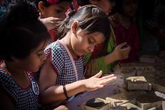 Clay made alphabets by kid (Prism to Frame) Tags: school baby girl canon eos kid movement day 21 mother international dhaka alphabet language february bangladesh bangla 1952 bengali 2016 touhid dhanmondi sajib 1200d img9467l