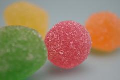 Sweeties (The Harry Manback) Tags: red food orange macro green yellow sweet raynox250