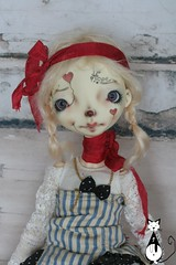 For adoption (heliantas) Tags: soph doll oops bjd connie marvel winona fa fs adoption glee lowe frump