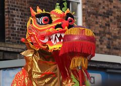 Dragon Dance (.annajane) Tags: uk england liverpool dragon puppet chinesenewyear merseyside pearlofwisdom