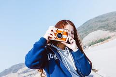 DSC01049 (michaelorchun) Tags: china sunset portrait hk girl landscape island hongkong lomo lomography asia alice sony fantasy fullframe wonderland instantcamera aliceinwonderland saikung bluetone resorvoir vsco lomoinstant rx1r rnifilm rx1rii rx1r2 rx1rm2