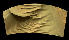 Mars: close-up image of sand (na_photographs) Tags: mars sand exploration