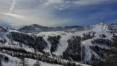 Isola 2000, France (Kataaku) Tags: snow ski france mountains nature montagne alpes landscape weekend samsung pins paca neige cote provence 06 paysage azur maritimes imperia montagnes isola pistes sommet isola2000 sapins enneig