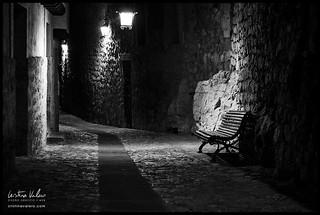 Sombras donde esconderse