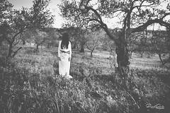 """Buenos das Os dejo una foto para un concurso de cine en blanco y negro . Opt por hacer una que tenia muchas ganas de hacer """"THE RING """" (Roco Correa Fotografa) Tags: cine nia terror miedo thering pozo pelcula laseal"""