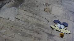 Gzup_62721 rue des Francs Bourgeois Paris 04 (meuh1246) Tags: chien streetart paris animaux paris04 ruedesfrancsbourgeois gzup