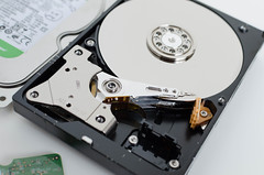 Hard drive (davepacheco) Tags: macro computer electronics styles harddrive subjects