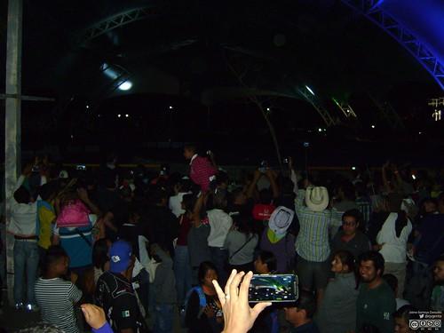 WRC Rally Guanajuato México 2016 - Sábado 5 de marzo - Street stage 015