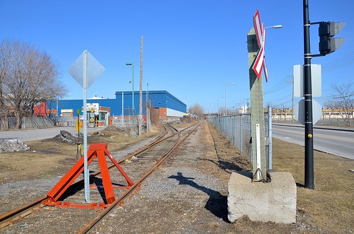 End of the line for a truncated Lachine spur