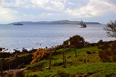 (Zak355) Tags: scotland navy scottish minesweeper royalnavy bute rothesay isleofbute ettrickbay hmscattistock hmsblyth minehunter