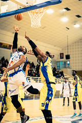 Aprs sa magnifique victoire contre Poissy, l' @EtendardBrest, en grande forme, accueille samedi Gravenchon #basket (OlivierDREAN) Tags: sport zeiss 50mm basket sony match f2 ze iso6400 brucereed ilce7rm2 tendarddebrest sonyalpha7rmarkii milvus1450