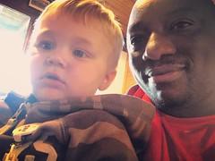 #tasmaina Harvey and I. #liffeyfalls