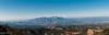 Panoramica de Montserrat (Rafel Miro) Tags: sky cloud clouds landscape cel paisaje panoramic catalonia cielo panoramica nubes montserrat catalunya mura nube nuvol nuvols paisatge