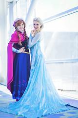 Frozen (Ngo_Photography) Tags: chicago comics frozen comic expo princess cosplay disney queen entertainment convention con 2016 letitgo c2e2
