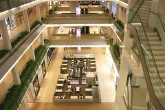 Soho Mall (Luis Eduardo ®) Tags: building architecture mall shopping big interior center buy luxury luismosquera