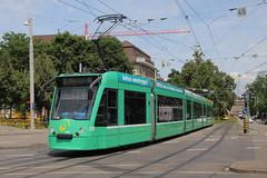 326 (KennyKanal) Tags: siemens tram basel grn bvb basler combino verkehrsbetriebe schienenfahrzeug drmmli