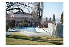 (harald wawrzyniak) Tags: mamiya film pool analog garden austria kodak scan medium format analogue graz harald portra 120mm styria 2016 645af wawrzyniak