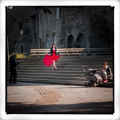 The photo shoot (dave-hall) Tags: tallin