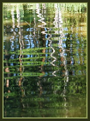 One Morning in June (Sergei P. Zubkov) Tags: summer lake abstract water june suomi finland 2009 kerimki