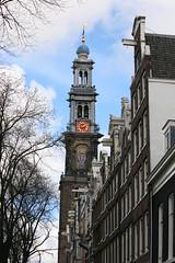 Westerkerk - Amsterdam 2016 (bruvvaleeluv) Tags: holland netherlands amsterdam prinsengracht westerkerk