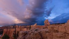Clouds Over Hoodoos (ken.krach (kjkmep)) Tags: brycecanyonnationalpark