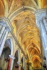 Erice - Sicilia (ninin 50) Tags: trip sicilia erice navata ninin chiesamatrice