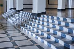 Checked tiles (lolitafong93) Tags: museum court singapore gallery national supreme padang