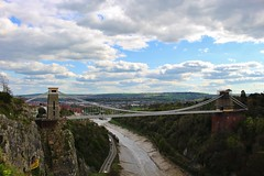 Clifton suspension Bridge (Topspotter75) Tags: england architecture bristol suspensionbridge