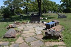 Parker Memorial Cemetery Grapevine Texas (People, Places & Things) Tags: cemetery memorial texas parker grapevine