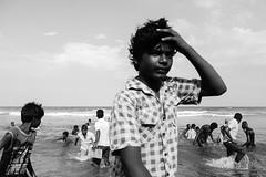 @ Marina Beach, Chennai, 2013 (bmahesh) Tags: life street people india beach marinabeach chennai tamilnadu wwwmaheshbcom