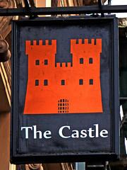 Castle-Portobello Road (Draopsnai) Tags: castle nottinghill pubsign portobelloroad kensingtonandchelsea westbourneparkroad