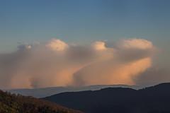 Audessus de la tourmente il fait toujours beau (mrieffly) Tags: orage coucherdesoleil canoneos50d