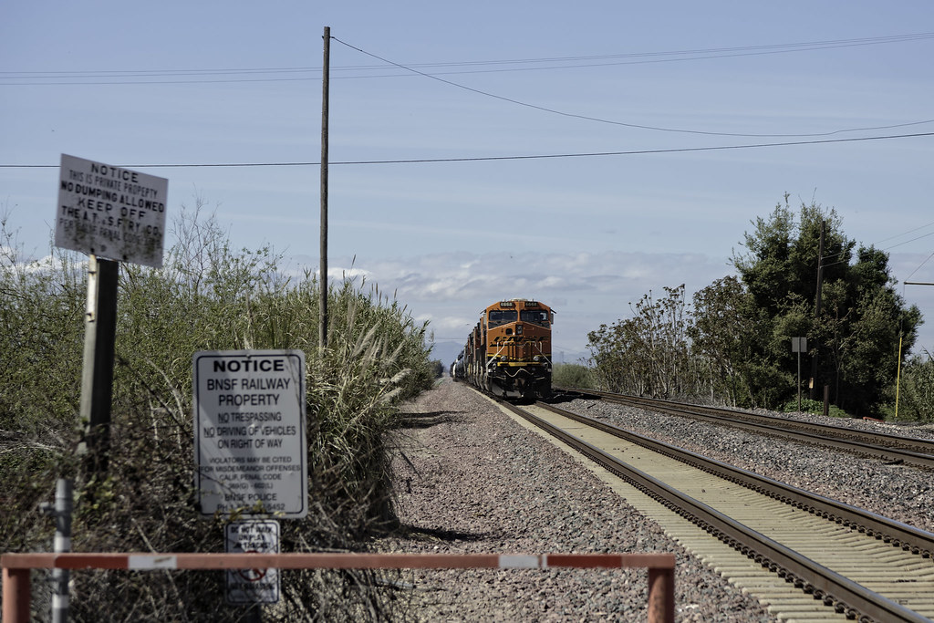 The World's Best Photos of bnsf and stockton - Flickr Hive Mind