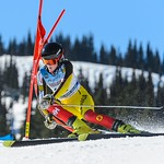 Whistler Cup Men's U16 SG - Jamie Casselman, AB 3rd - PHOTO CREDIT: Coast Mountain Photography